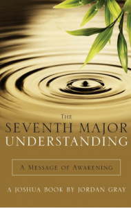 The Seventh Major Understanding - A Message of Awakening Book Cover